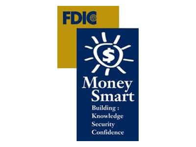 Logo for Money Smart, a sponsor