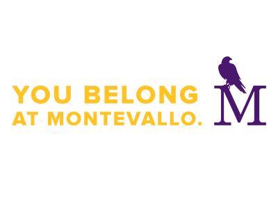 Logo for University of Montevallo, a sponsor